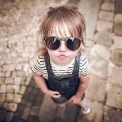 Perfekt angepassten Kinderbrille, beste Beratung bei Oeffner in Hamburg